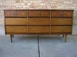 Mid Century Dresser Elegant Bassett Mid Century Credenza as Seen On Circa Modern In