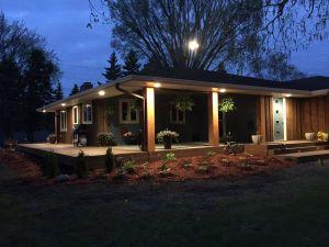Mid Century Landscaping New Mid Century Modern Home In Fargo north Dakota
