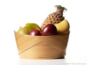 Modern Fruit Bowl Elegant Conical Fruit Bowl 商品