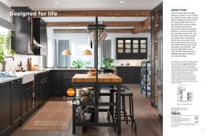 Painting Ikea Cabinets Beautiful Designed for Life Ikea Kitchen Brochure 2019