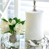 Paper towel Holders Awesome Diamond Crystal Paper towel Holder