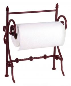 Paper towel Holders Beautiful Red Paper towel Holder Imax