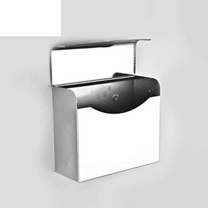 Paper towel Holders Inspirational Paperhold Bathroom Paper towel Holder with Shelf Stainls