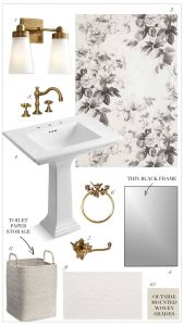 Powder Room Mirrors New Four Potential Powder Room Design Ideas