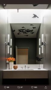 Powder Room Mirrors Unique Pin by Zoren Nea On House Goals
