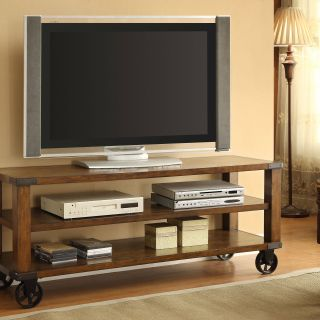 Rustic Entertainment Center Fresh Broadus Ii Industrial Dark Oak Metal solid Wood 60 Inch Tv