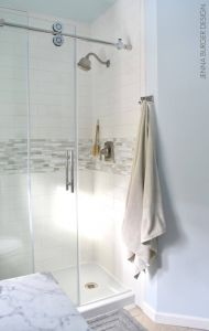 Shower Door Alternative Lovely if Space is Tight In Your Bathroom Install A Rolling Glass