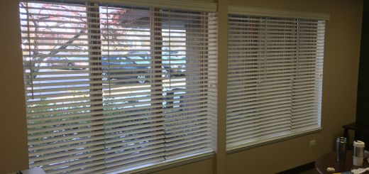 Shutters Vs Blinds Awesome Faux Wood Blinds Installed at Edward Jones