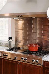 Stainless Steel Backsplash Luxury 20 Stainless Steel Kitchen Backsplashes