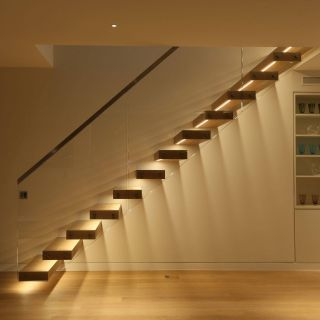 Staircase Design Ideas Elegant Staircase Lighting Design Ideas Steps to Follow