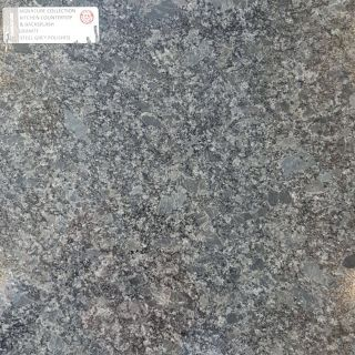 Steel Gray Granite Beautiful Signature Collection Countertop Granite Steel Grey