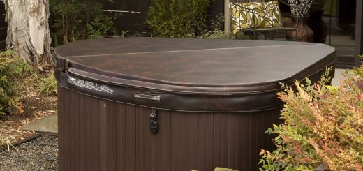 Stone Hot Tub Awesome the Perfect Hot Tub for A Small Backyard Invest In Wellness