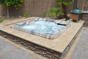 """Stone Hot Tub Inspirational Buying A Hot Tub Being Fooled by A """"spa Expo"""" Can Be Pretty"""