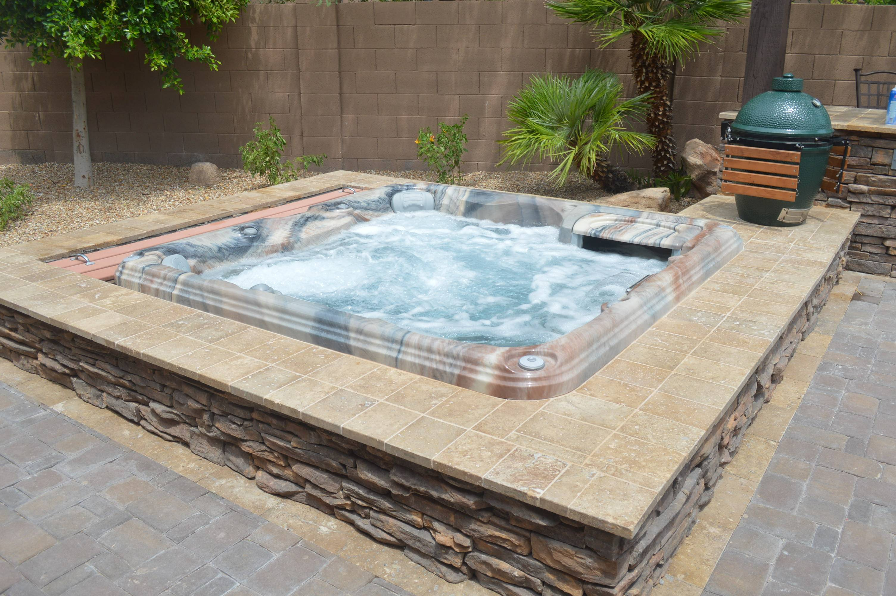 Imagine Backyard Living Hot Tub Spa Jacuzzi Sundance 59