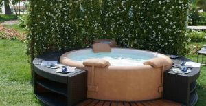 Stone Hot Tub Luxury Holiday Cottages with Private Hot Tubs