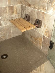 Teak Shower Bench Inspirational Fold Away Shower Seats Offer Flexibility and Save Space