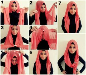 Tutorial Jilbab Pashmina Instan Lovely Ideas On How to Wear the Hijab Scarf