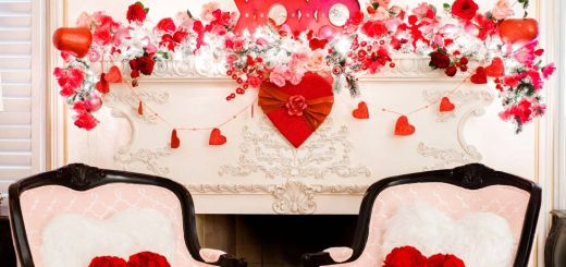 Valentine Room Decoration Ideas 2020 Luxury A Very Lovely Living Room Valentines 2019 Reveal