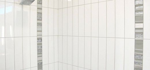 Vertical Subway Tile Luxury Emser Vogue 4x16 White Gloss Vertical Stack with Glass