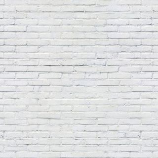 White Brick Wall Elegant White Brick Texture