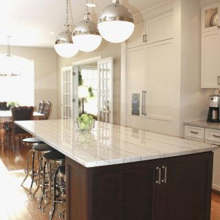 White Macaubas Quartzite New Best Granite for Kitchen Countertops Inspirations White