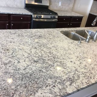 White Spring Granite Lovely Dallas White Granite