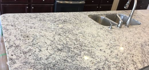 White Spring Granite Lovely Dallas White Granite