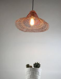Woven Pendant Light Awesome Contemporary Lighting Crafted Lamp Hanging Light Fixture