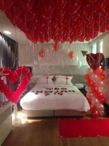 Special Valentine-Themed Bedroom Ideas