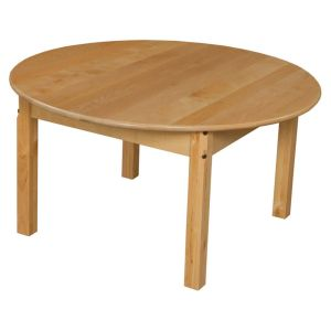 36 Round Table Lovely Wood Designs Round 36 In Table Wd Products