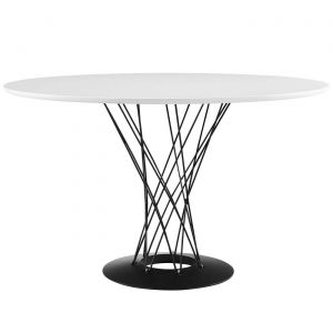 36 Round Table Luxury Modway Dining Tables On Sale Eei 1713 Whi Cyclone Round