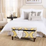 Bedroom Storage Bench Elegant Bailey Storage Bench Homepop Living Room
