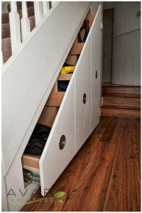 Best Of Under Stair Shoe Rack Lovely Spectacular White Varnished Small Drawers as Storage Under