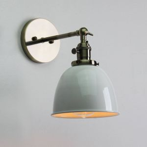 Blue Wall Sconces Elegant It Has A Clean Industrial Look that is Super Cool the Glass