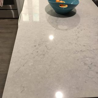 Caesarstone Coastal Grey Luxury Ceasarstone In Noble Grey I Love It