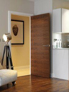 Contemporary Interior Doors Awesome Walnutdoors are Very On Trend the Beautiful Flush Veneer