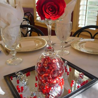 Decoration Dining Room for Romantic Valentine Day Beautiful 2 Love Valentines Dinner Centerpiece
