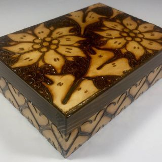 Exceptional Jewelry Box Decorating Ideas Elegant Carved Wood Jewelry Box Memento Box Love Letter Box Plate