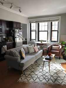 Exceptional Modern Apartment Living Room Best Of A Smart Layout Makes This Studio Feel Big and Bright