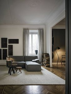 Exceptional Modern Apartment Living Room Luxury Wel Ing Snug Seductive My World Embraces the Concept Of