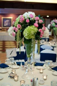 Exceptional Wedding Decorations Ideas Awesome Tall Wedding Centerpieces Green Hydrangea Pink Garden