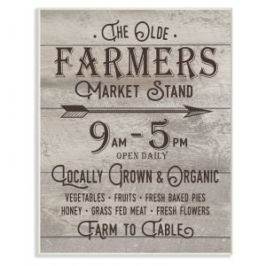Fantastic Beach Signs Home Decor Inspirational the Stupell Home Decor Collection the Old Farmers Market