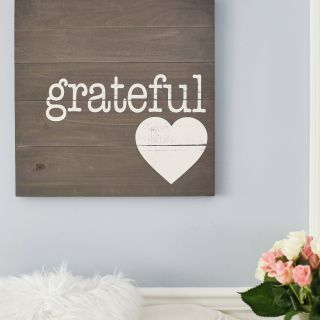 Fantastic Beach Signs Home Decor New Altar D State Grateful Heart Sign I Rustic Wooden Sign I