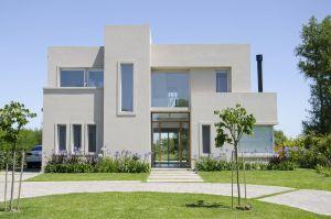 Fantastic Fachadas De Casas Modernas Beautiful Casa De Campo En Pilar De Parrado Arquitectura