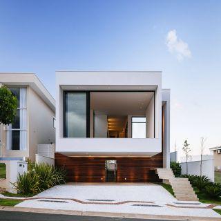 Fantastic Fachadas De Casas Modernas Best Of Gallery Of Guaiume House 24 7 Arquitetura 1