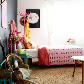 Fantastic Kids Room Wallpaper Ideas Unique Girls Room Ideas Fun Colourful Spaces for Kids Bedrooms