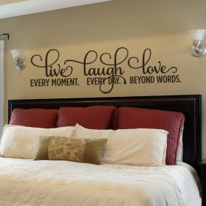 Fantastic Live Laugh Love Decor Lovely Winston Porter Live Laugh Love Wall Decal & Reviews
