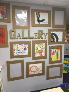 Fantastic Painted Clothespins Beautiful Gallery Paint Inside Of Frames with Chalk Paint so Each