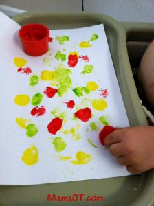 Fantastic Painted Clothespins Best Of Painting with Pom Poms toddler Activities
