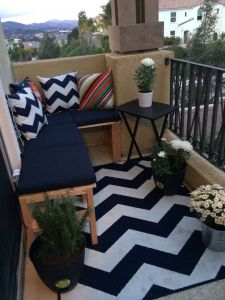 Fantastic Small Balcony Ideas Luxury Jumpstart Your Day 5 Pretty Balconies From Pinterest
